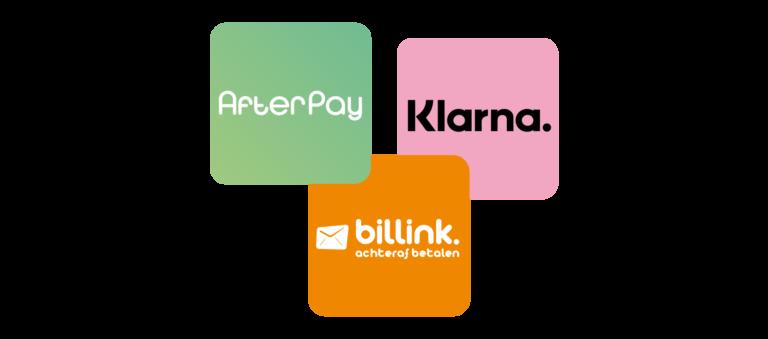 Betaalmethoden achteraf betalen met acceptgiro