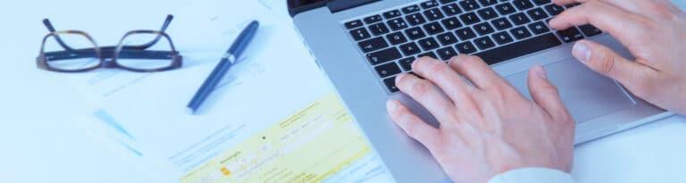 Vragen over shoppen met de digitale en papieren acceptgiro