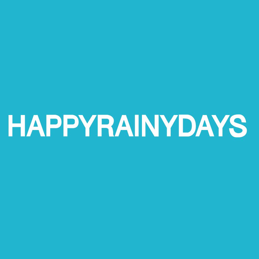 Happyrainydays logo